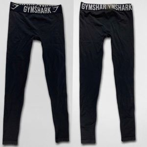 Gymshark black leggings size small